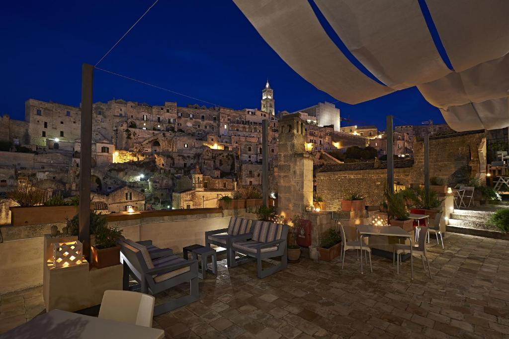 Fra I Sassi Residence Chambres D Hotes A Matera Basilicate Italie