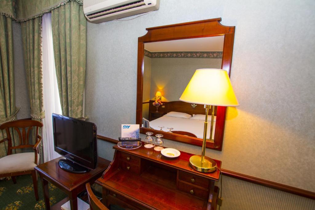 Hotel De La Ville Saint Vincent Recensioni