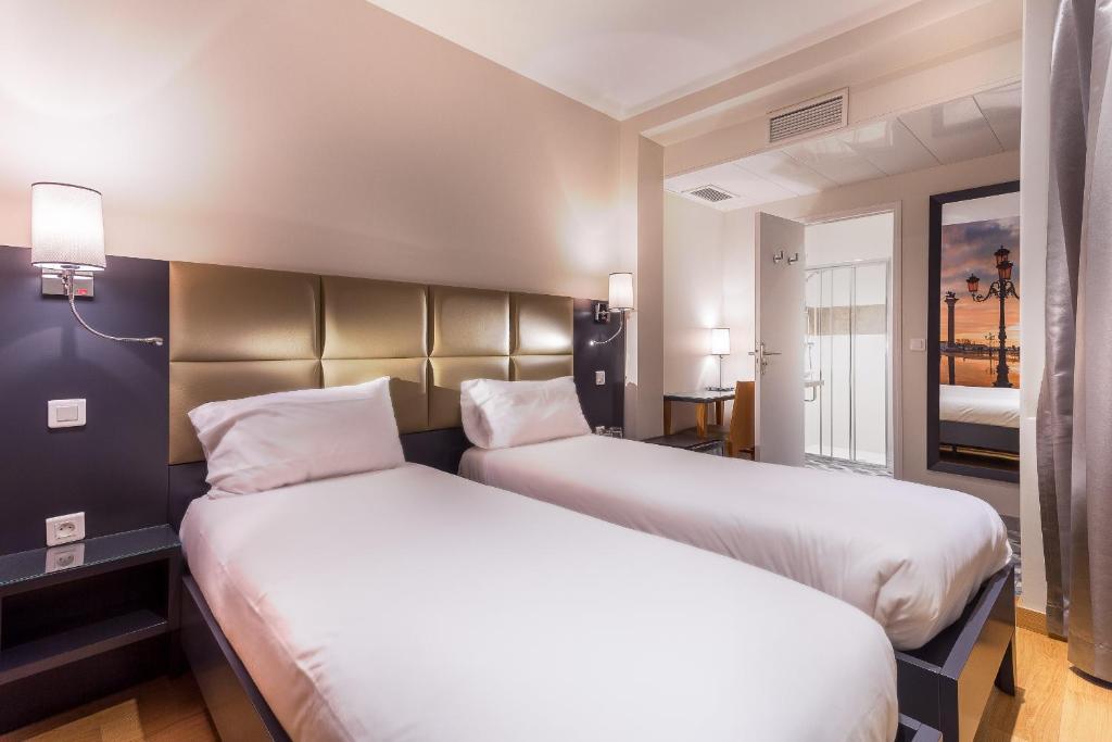 Hotel Jenner Paris