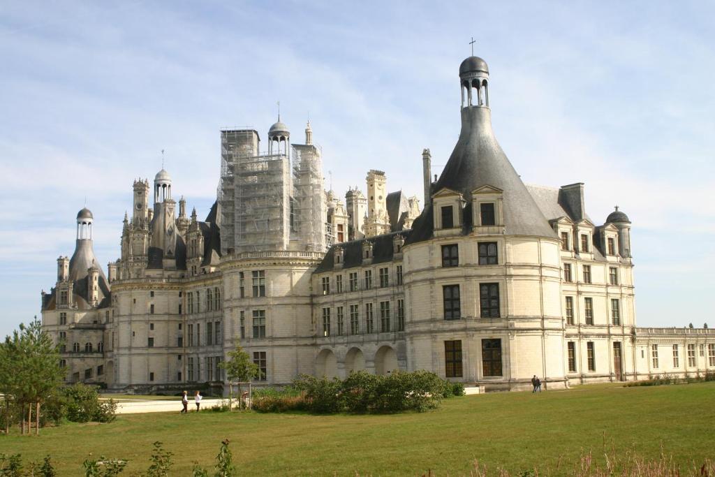 La touraine romantique basilique plumereau r servation for Hotels romantiques belgique