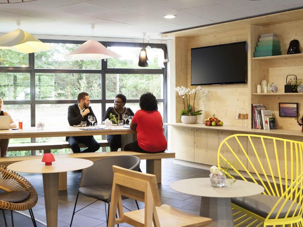 novotel suites paris v lizy v lizy villacoublay. Black Bedroom Furniture Sets. Home Design Ideas