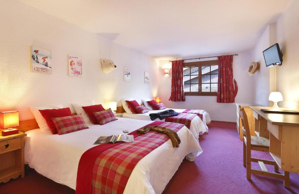 Hotel Valmorel Booking