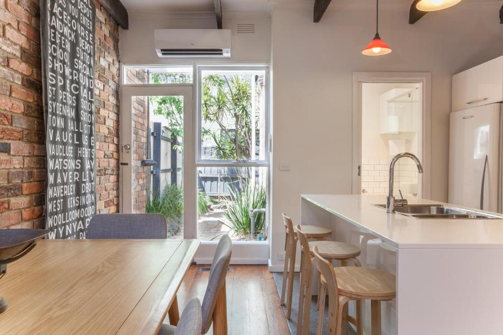 Boutique Stays - Gladstone Cottage, Haus in South Melbourne ...