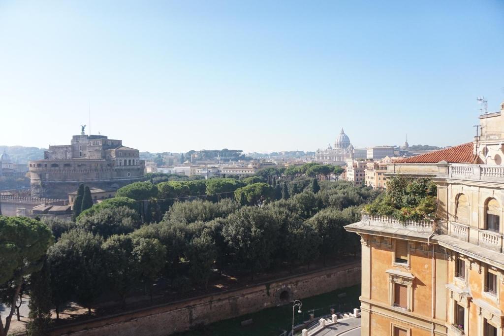Roma dei papi hotel de charme rome online booking viamichelin - Hotel de charme rome ...