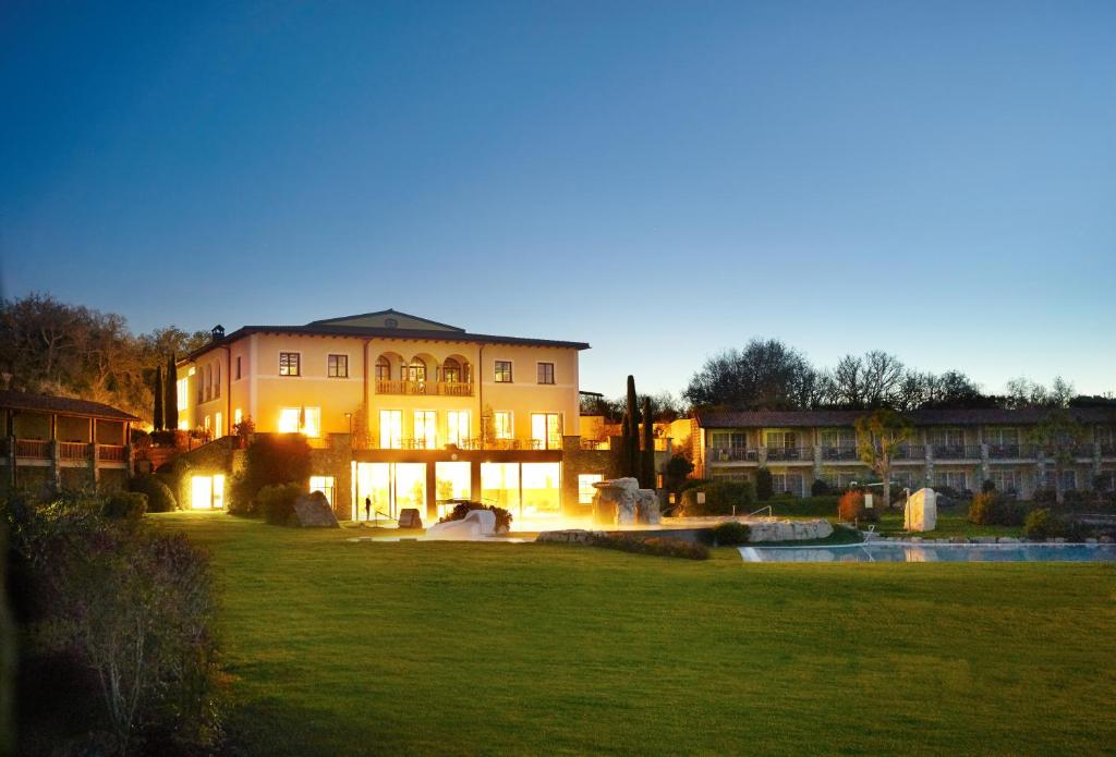 Hotel adler spa resort thermae bagno vignoni