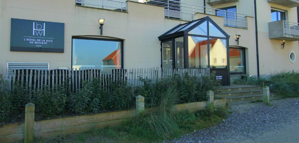 h tel de la baie de wissant sauna hammam r servation gratuite sur viamichelin. Black Bedroom Furniture Sets. Home Design Ideas
