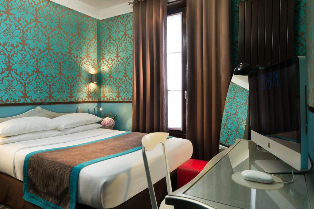 Hotel design sorbonne paris reserve o seu hotel com for Design sorbonne hotel