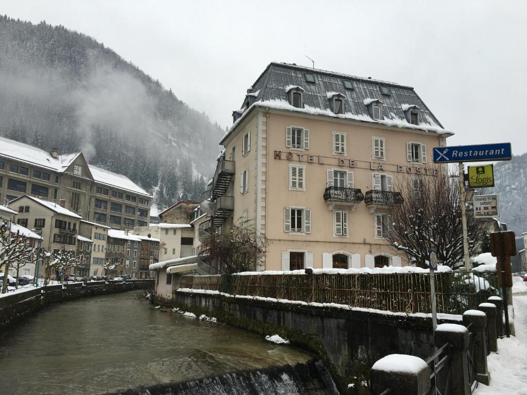 Hotel de la poste r servation gratuite sur viamichelin for Reserver des hotels