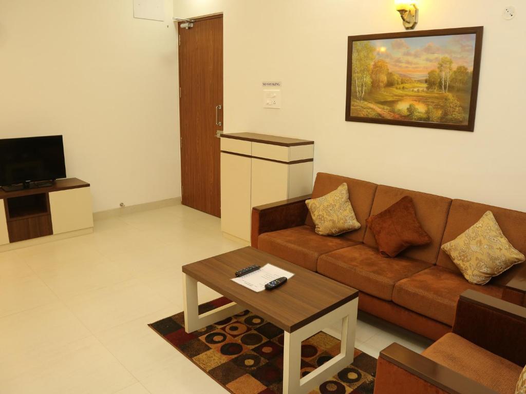 La Vida Residency Suites, Appart\'hotels Arpora