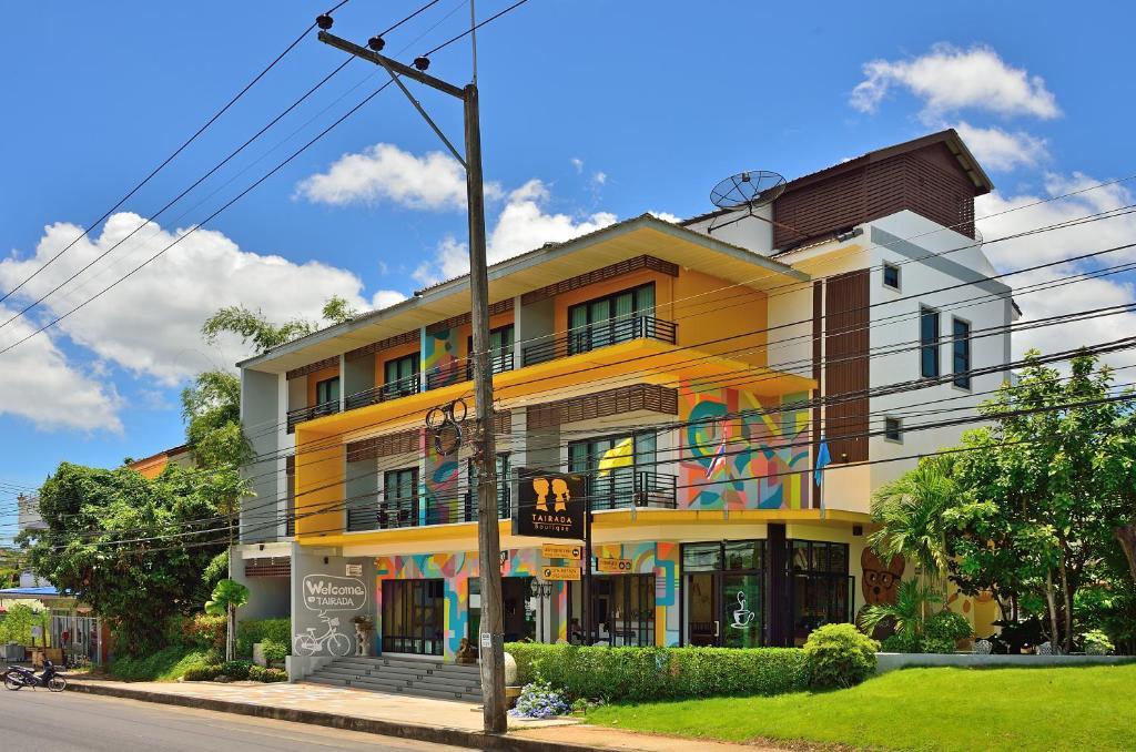 Tairada boutique hotel krabi informationen und for Boutique hotel krabi