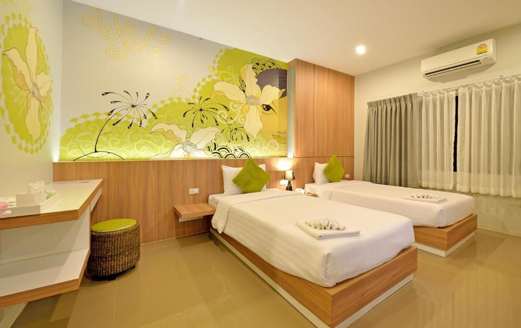 Tairada boutique hotel r servation gratuite sur viamichelin for Boutique hotel booking