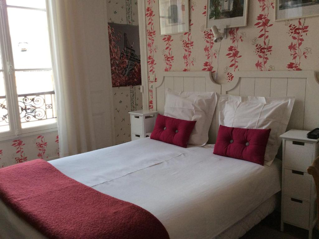 Chambres d 39 h tes bed and breakfast paris arc de triomphe - Chambre d hote paris montparnasse ...
