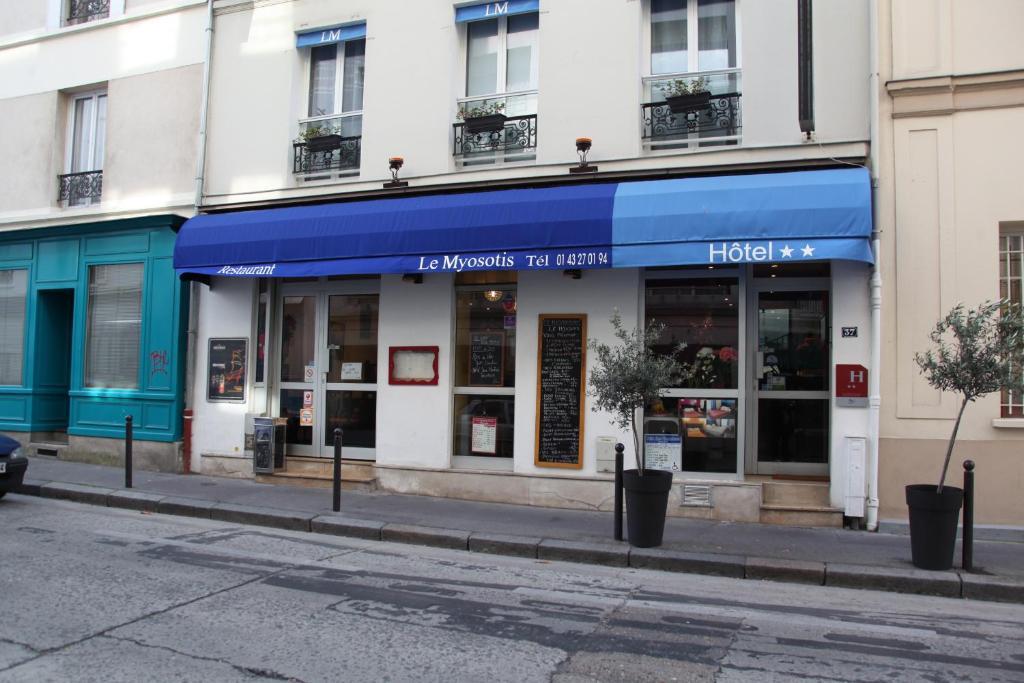 Myosotis Hotel Paris
