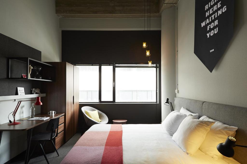 The Student Hotel Amsterdam Reviews