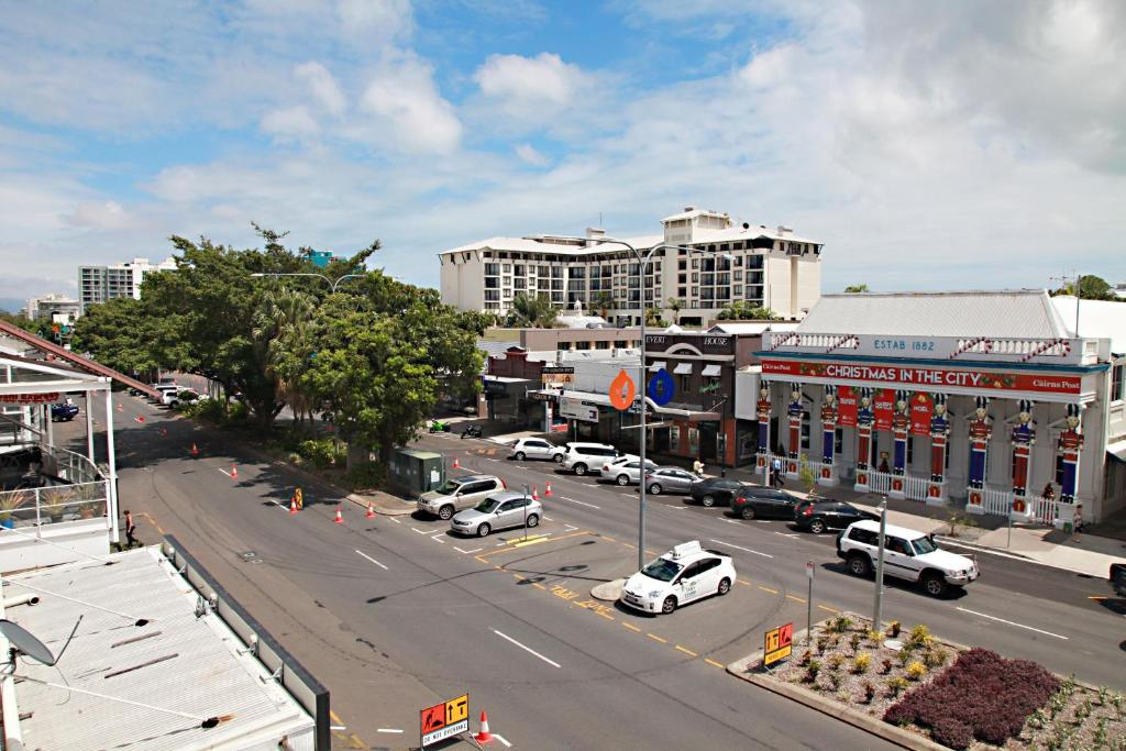 Abbott Boutique Hotel Cairns