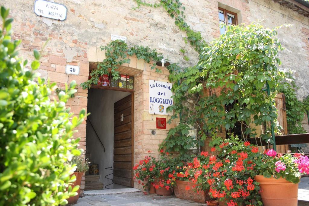 La locanda del loggiato affittacamera bagno vignoni