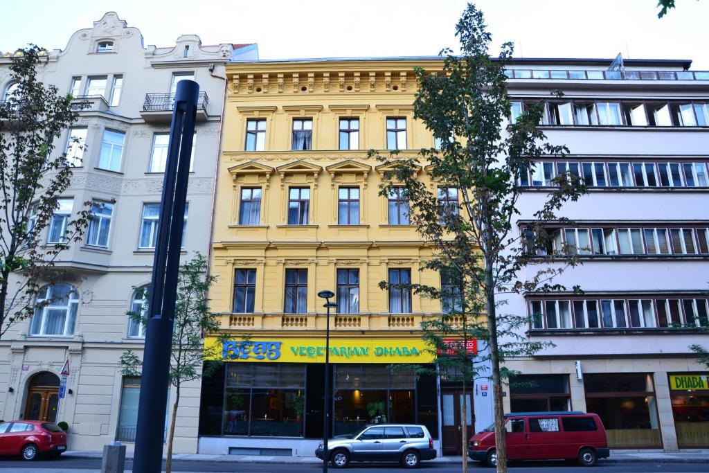 Indian Restaurants In Prague City Centre