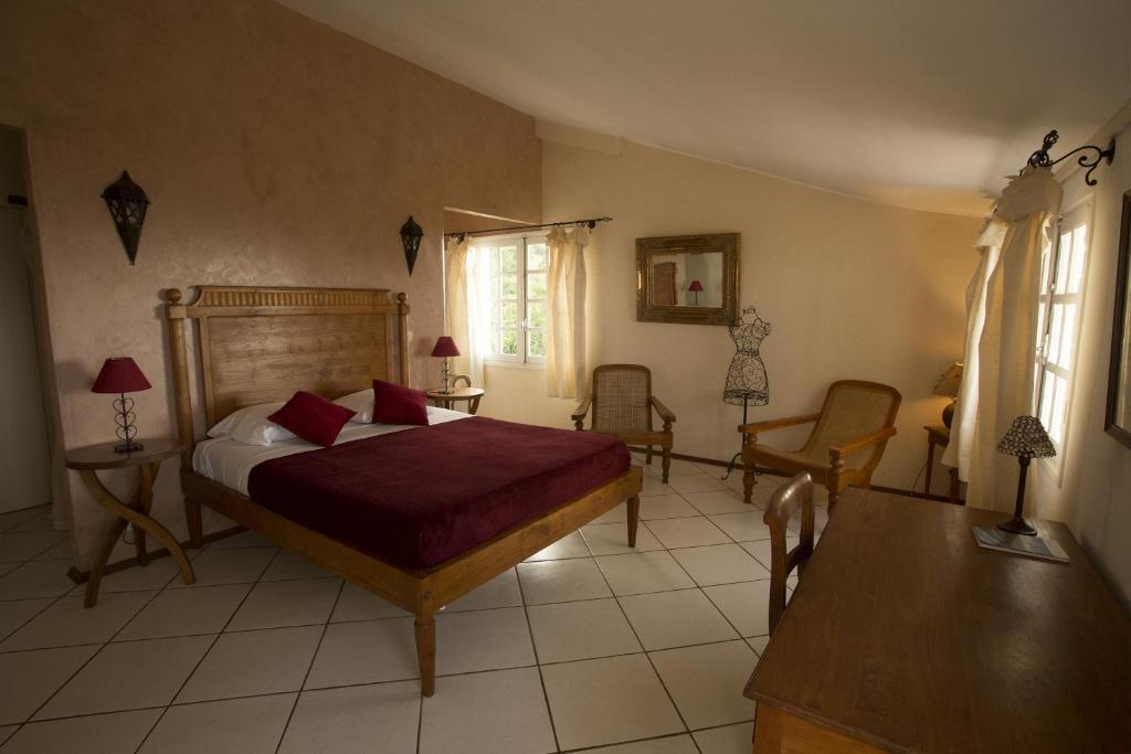 Chambres DHtes Villa Laurina  Chambres DHtes  SaintPaul  La