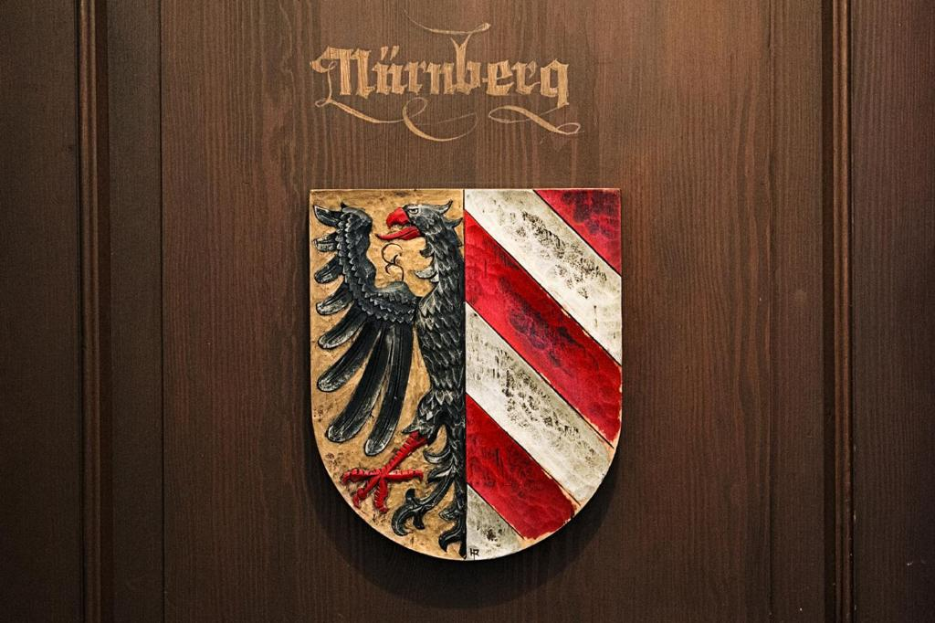 Alt Nurnberg Hotel Hamburg