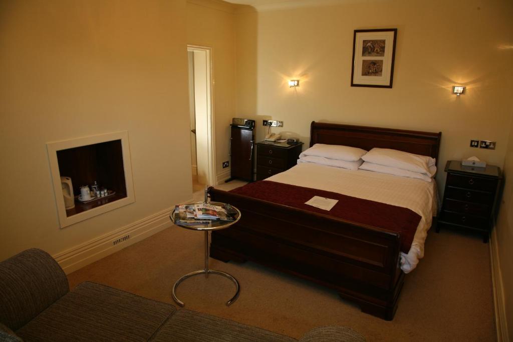 Lee Wood Hotel Buxton Restaurant