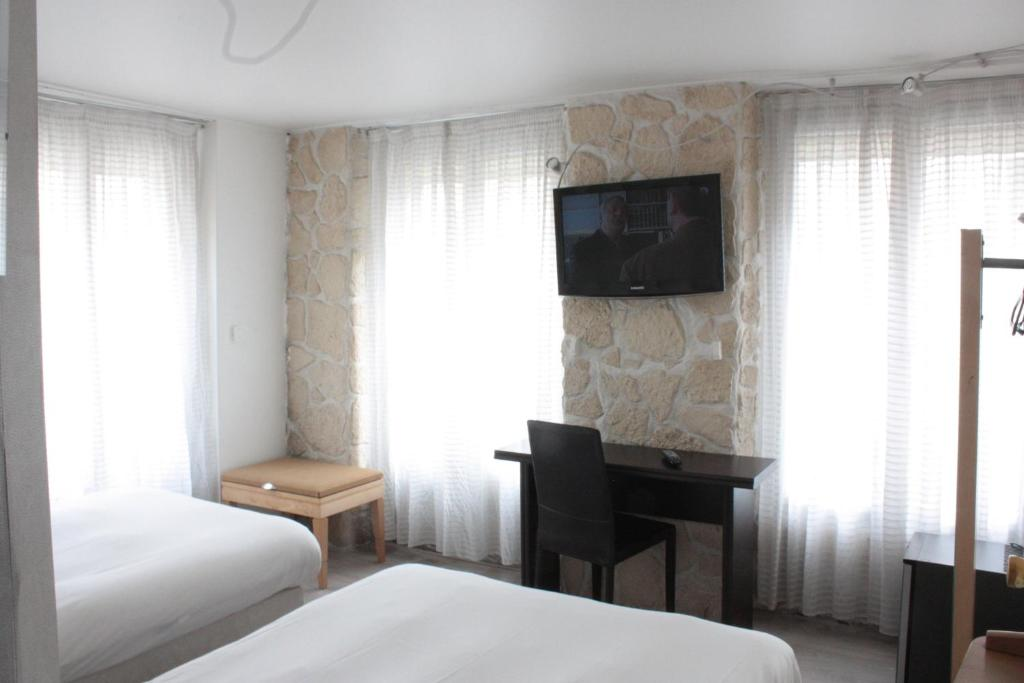 Hotel hauteville opera paris online booking viamichelin for Seven hotel paris booking