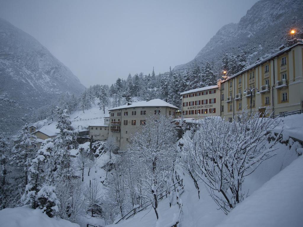 QC Terme Hotel Bagni Vecchi Bormio