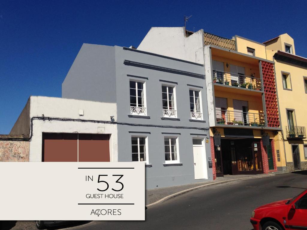 In53 Guest Casa Casas Rurales Ponta Delgada