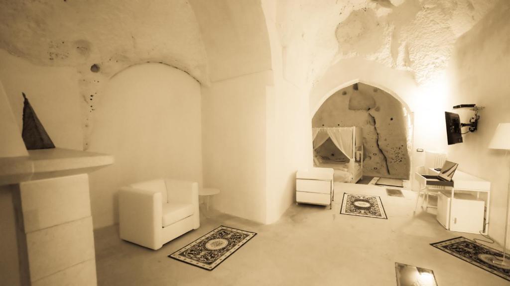 Giardini di pietra gästezimmer matera