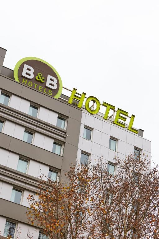 BB Hotel Paris Porte De La Villette - Bandb hôtel paris porte de la villette paris