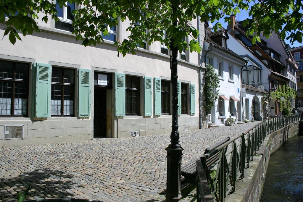 Hotel markgr fler hof r servation gratuite sur viamichelin - Office du tourisme freiburg im breisgau ...