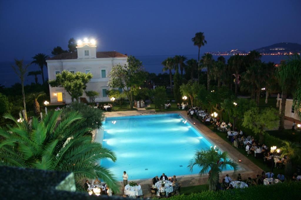 Villa Irlanda Hotel Gaeta
