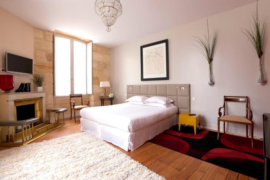 Une Chambre Chez Dupont, Gästezimmer Bordeaux
