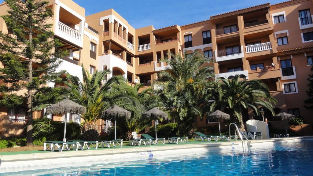 Apartamentos estrella de mar r servation gratuite sur viamichelin - Apartamentos estrella de mar ...