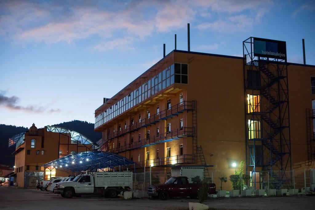 Hotel azulejos san crist bal de las casas online for Hotel casa de los azulejos booking