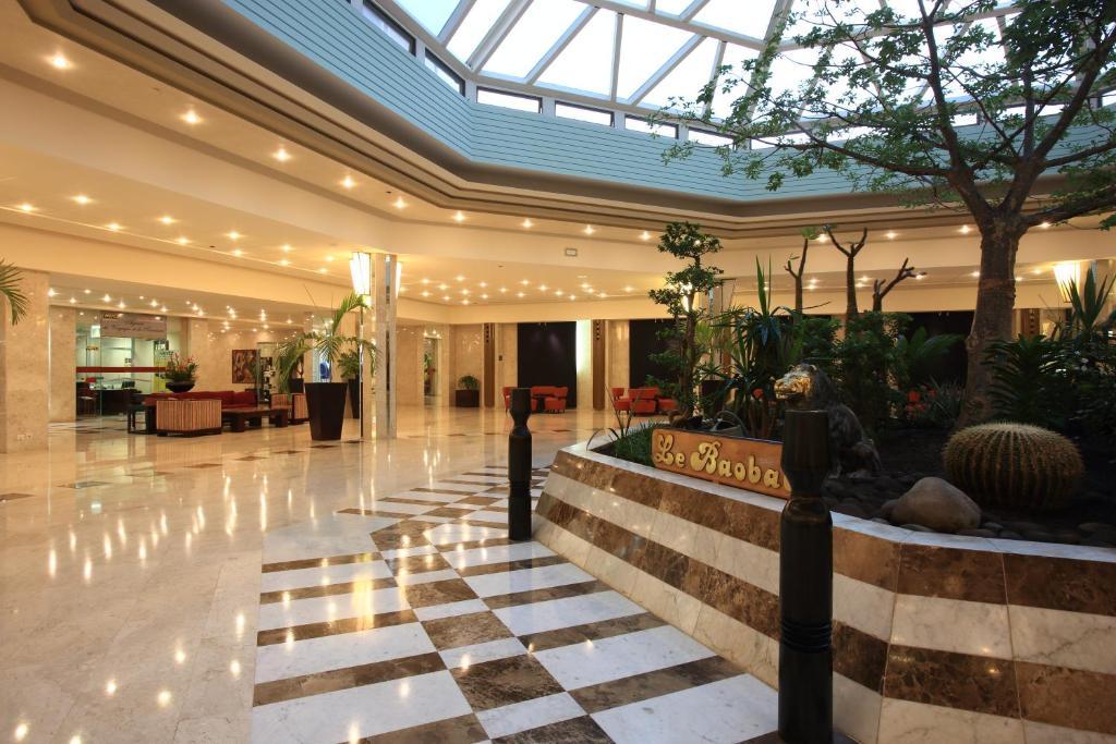 Booking Hotel Dakar