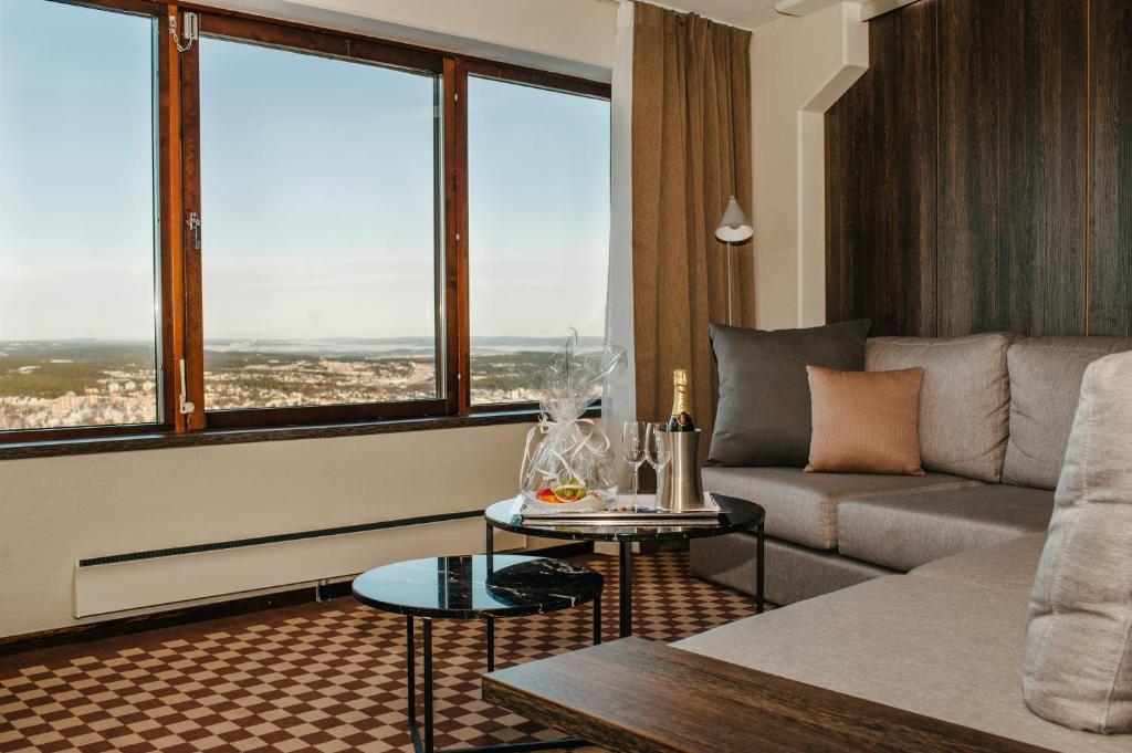 hotell södra berget svit