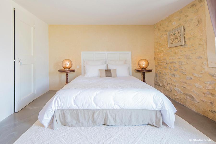 le blanc m rier uz s prenotazione on line viamichelin. Black Bedroom Furniture Sets. Home Design Ideas