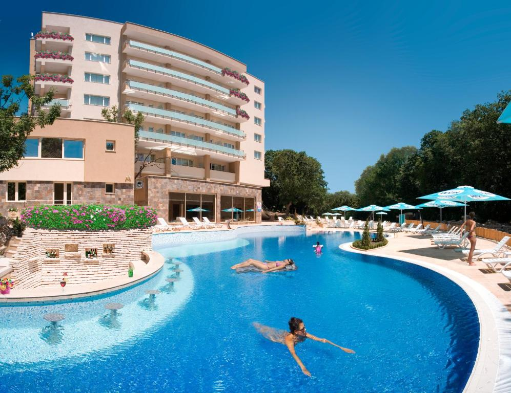 Orchidea boutique spa hotel varna online booking for Boutique spa hotels uk