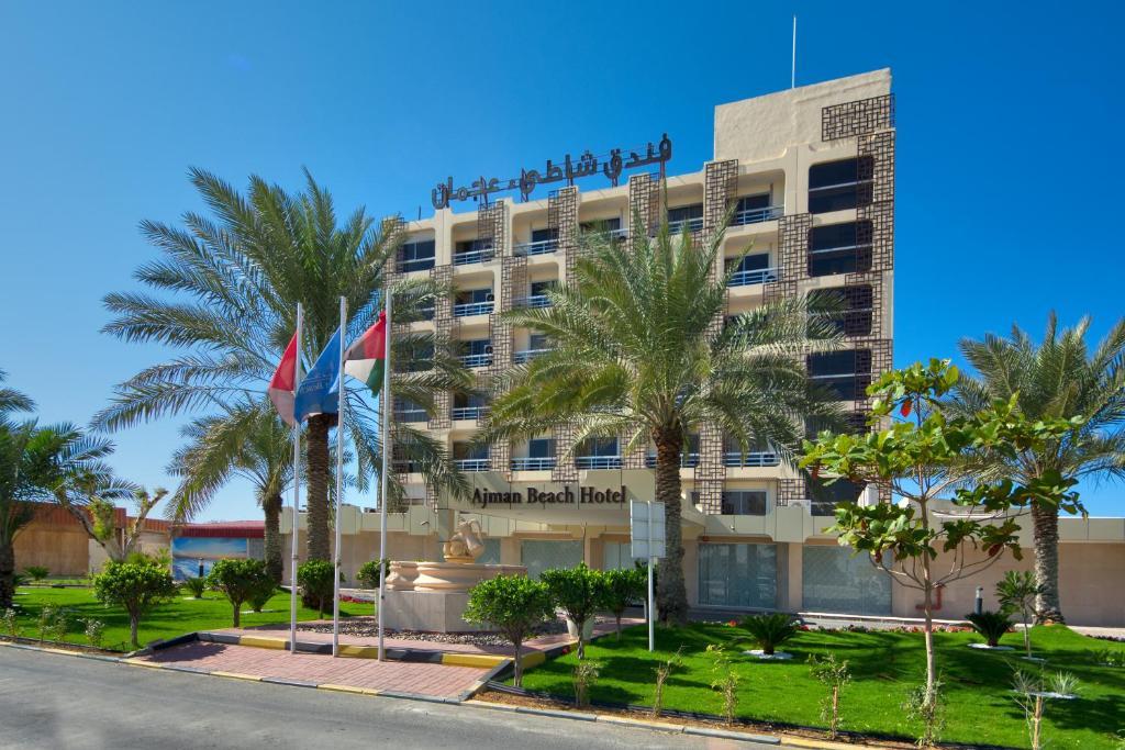 Ajman Beach Hotel Adschman Informationen Und Buchungen