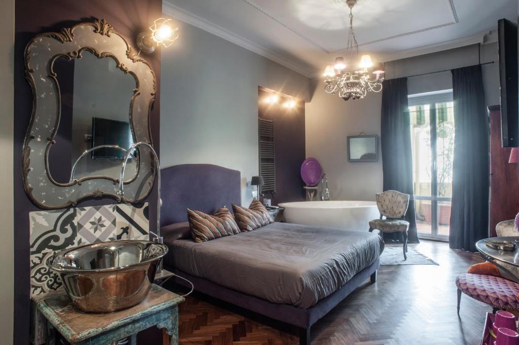 Terrazza Munira Trastevere, Bed & Breakfasts Rome