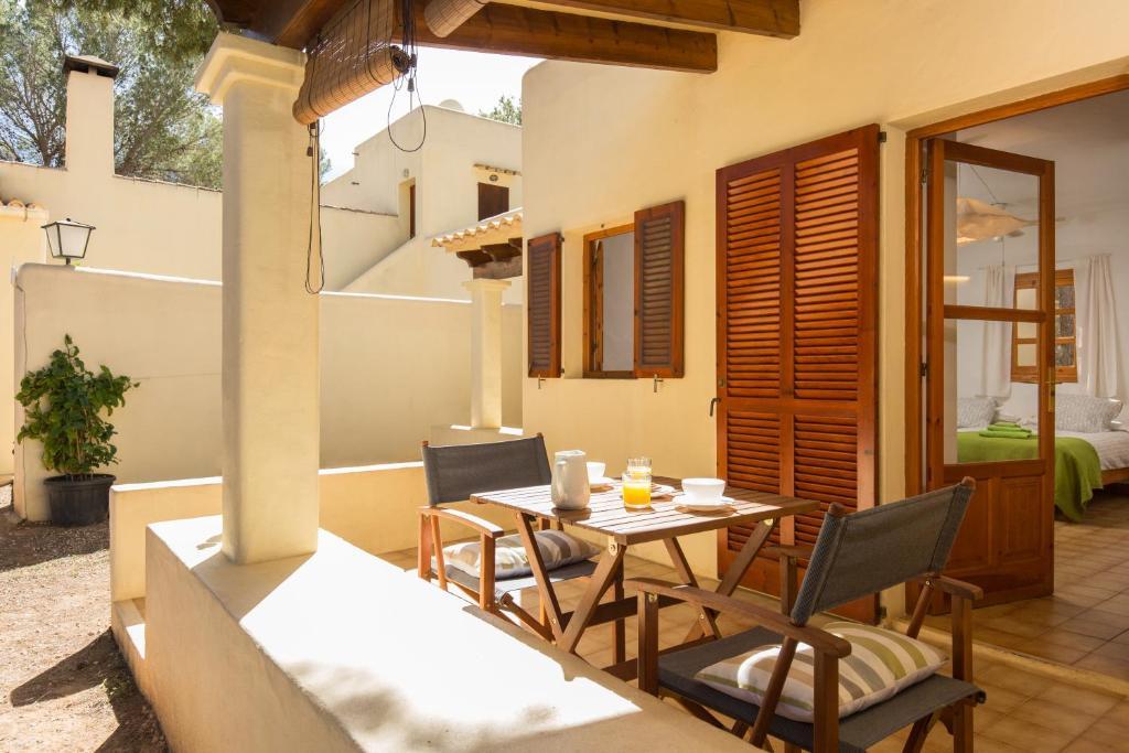 Badkamer Op Formentera : Residence can confort formentera appartement san francisco javier