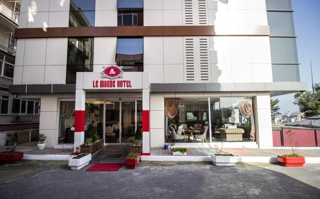 le marde hotel istanbul online booking viamichelin