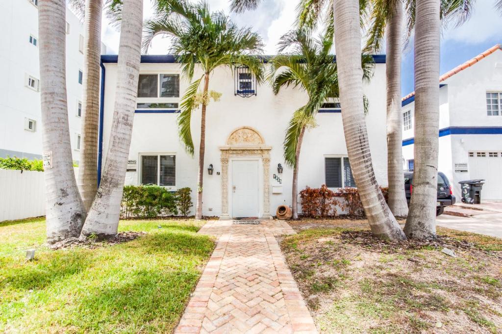 Villa Diamond In South Beach Miami Book Your Hotel With Viamichelin