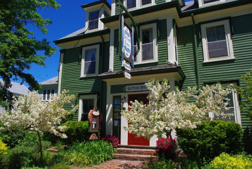 The Garrison Maison Inn Chambres D Hotes Annapolis Royal