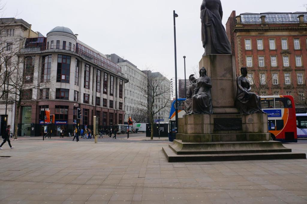 Hotels In Central Manchester With Parking