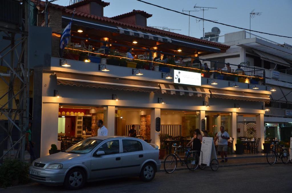 Dimi 39 s place r servation gratuite sur viamichelin for Reserver hotel payer sur place