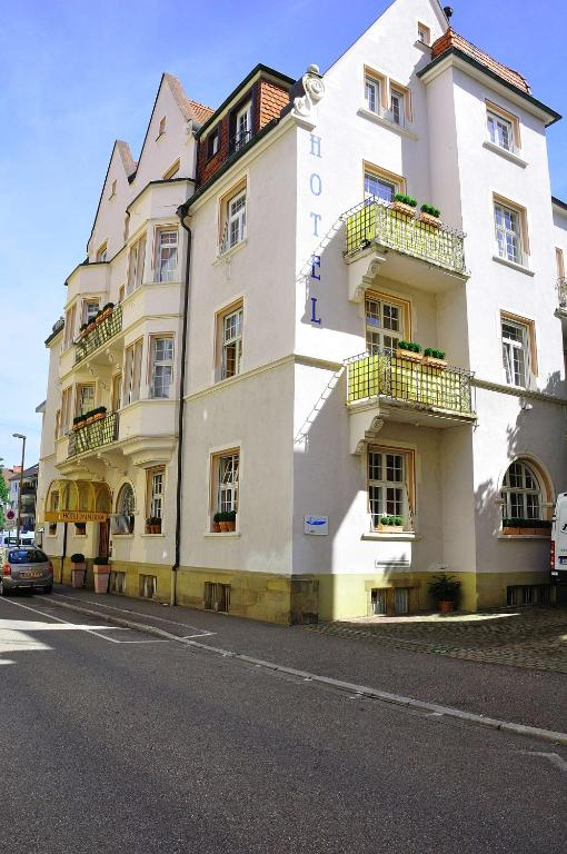 Hotel Freiburg Nahe Bahnhof