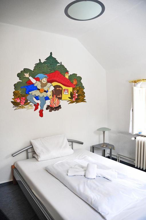 Pension Märchenland, Gästezimmer Waldbärenburg