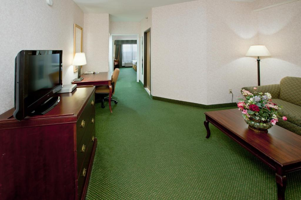 Hotel Holiday Inn Express Suites Bad Axe