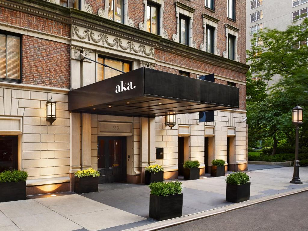 Aka Sutton Place Appart Hotels New York City